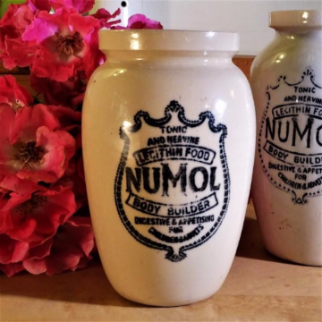 Medium Vintage Numol Pot